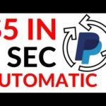 Earn $5 in 1 Second On AUTOPILOT! (Make Money Online)
