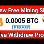 new free bitcoin cloud mining site | withdraw free