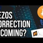TEZOS CORRECTION INCOMING? – CRYPTO NEWS – bitcoin technical analysis