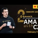🔴 [LIVE] Airdrop by CEO CZ about bitcoin  | Binance Bitcoin GIVEAWAY News
