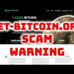 Get-Bitcoin.Org Review | SCAM WARNING