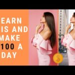 Learn this skill make $100 a day   make money online 2020 worldwide   HD