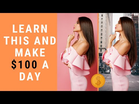 Learn this skill make $100 a day | make money online 2020 worldwide | HD