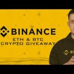 Binance CEO about news, Bitcoin & Ethereum Giveaway, plans for the future | LIVE
