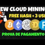 Nova Mineradora de Bitcoin | Vixes Mining Farm | ETH LTC DOGE... | + Prova de Pagamento