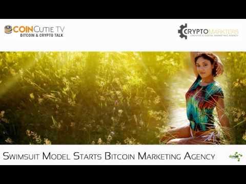 DatSyn News – Swimsuit Model Starts Bitcoin Marketing Agency