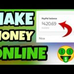 Make Money Online | New Earning Method 2020 | Make Money Online For Free