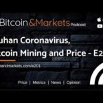 Wuhan Coronavirus and Bitcoin Mining and Price - E201