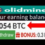 bitcoin mining solidminer site 2020|payment proof|lifetime earning solution
