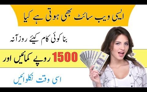 How To Earn Money Online in Pakistan 2020 || Best Earning Website By Techussnain