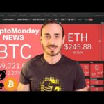 🔴 BITCOIN Scende! Dobbiamo preoccuparci? – CryptoMonday NEWS w07/'20