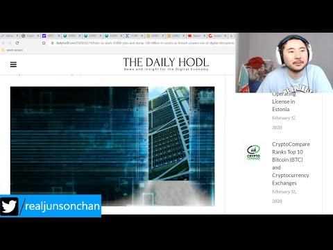 Bitcoin Clown World #346 - HSBC Slashes 35,000 Jobs And Downsize 35% To Use Blockchain AI Automation