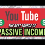 WHY YOUTUBE IS THE BEST SOURCE OF PASSIVE INCOME💰[EARN MONEY ONLINE]