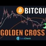 BITCOIN Golden Cross (165% Anstieg möglich?) | $37.000 Prognose realistisch? | Krypto News Deutsch