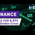 Bitcoin Golden-Cross | Binance Hack FUD | Ripple wie Amazon? | Chainlink löst DeFi | Tezos | IOTA