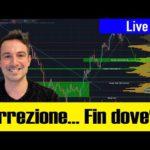 Bitcoin: Finalmente CORREGGE. A che prezzo COMPRARE? | News & Analisi di Mercato