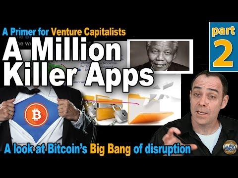 Bitcoin 101 – A Million Killer Apps – Part 2 – Blockchains & A Global Shared History