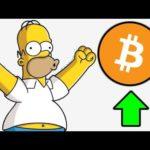 The Simpsons Crypto TV Episode Frinkcoin - Mainstream Crypto Adoption - Bitcoin Bull Run 1000 Days
