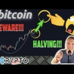 DO NOT SELL!!! PROOF: BITCOIN IS RIGHT NOW ON THE HALVING LAUNCHPAD!!!