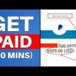 GET PAID $31.74 Every 10 Minutes For FREE (Make Money Online Today)