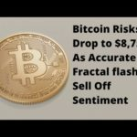Bitcoin news today | Bitcoin risks drop to $8,750 as accurate fractal flashes sell off sentiment
