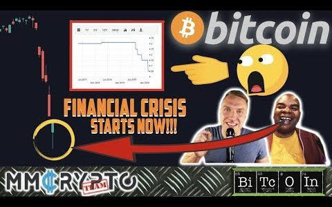 WOOW!! DAVINCIJ15 CALLS THE FINANCIAL CRISIS RIGHT NOW!! BITCOIN WILL DO THIS…