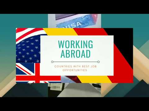 WORK IN ABROAD 2020 | JOBS IN USA, CANADA | PART TIME JOBS, FULL TIME JOBS EARN PER DAY FROM HOME