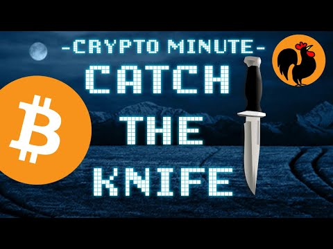 'Catch the Knife'  Crypto Minute, March 3, 2020, Daily Bitcoin  Cryptocurrency News & Analysis