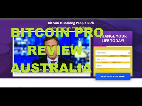 Bitcoin Pro Australia Review 2020, Scam Or Legit? Bitcoin Pro Test!