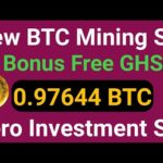 New Free Bitcoin Mining Sites 2020 | 0.006 BTC Without Investment | Top Free Cloud Mining Site