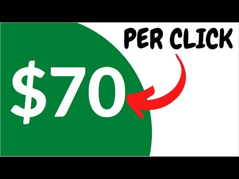 Earn $70 Each Time YOU Click! (Make Money Online)