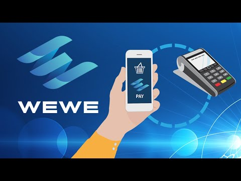 WEWE APP - Pay everywhere with Bitcoin