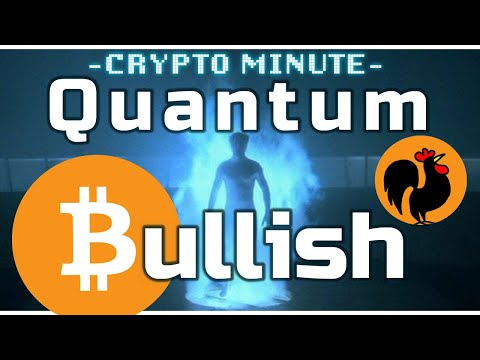 'Quantum Bullish' Crypto Minute, March 5th 2020, Daily Bitcoin Cryptocurrecy News & Analysis Today