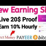 Gainday.Biz Review 20$ Proof Bitcoin CloudMining Site 2020 Urdu/Hindi