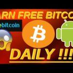 ₿₿ AUTOMATIC BITCOIN EARNING PROGRAM FREE 2020 ₿₿ #bitcoin #mining #halving #earnmoney #freebitcoin
