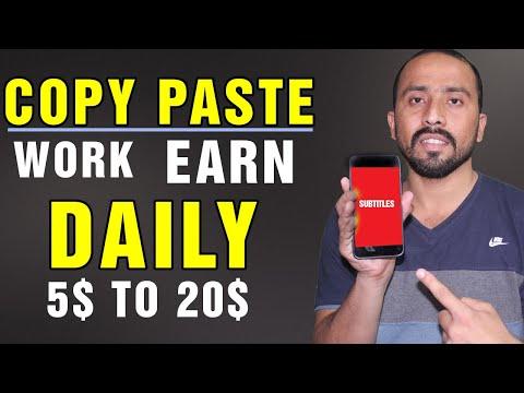 Make Money on Fiverr || Simple Copy Paste Work || Earn Money online in Pakistan