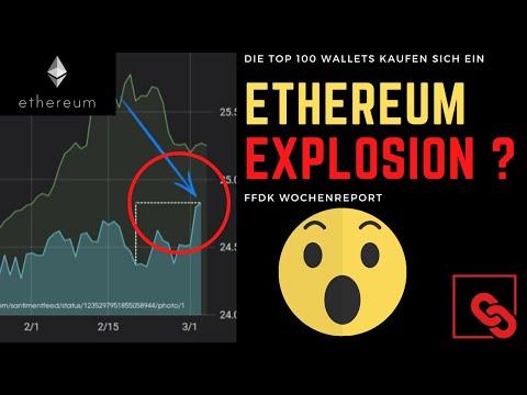 Ethereum Explosion in Aussicht? Nur PANIKMACHE bei Bitcoin? IOTA Hodler aufgepasst - HACK Update