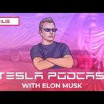 CEO of Tesla Elon Musk about Company News, BItcoin Market | Live