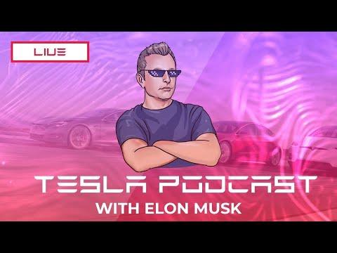 CEO of Tesla Elon Musk about Company News, BItcoin Market   Live