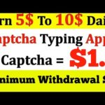 How To Earn money online by Solving Captcha | Earn Daily $50 2020