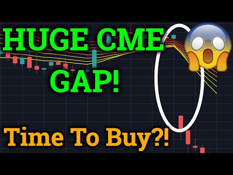 HUGE BITCOIN DUMP + NEW CME GAP! Time To Buy BTC?? (Cryptocurrency News + Bybit Trading Analysis)