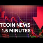 BITCOIN BREAKING OUT NEWS   FALLS