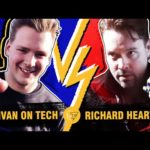 """Bitcoin Vs. HEX   Fundamentals Vs. """"Pumpamentals""""   Ivan on Tech Vs. Richard Heart"""