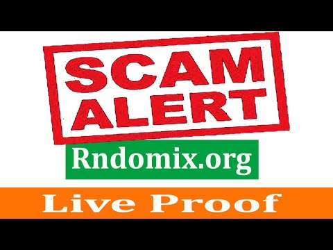 Rndomix.org Scam | New Free Bitcoin Cloud Mining Site 2020 | Live Proof