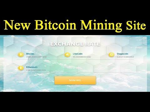 NEW BITCOIN MINING SITE 2020 || MAKE MONEY ONLINE 2020 || MUGHAL TECH SPEAKS