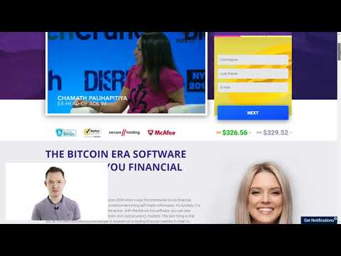 BITCOIN ERA - Is it a Scam or Not?