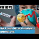 🚨 WhiteTV News: BITCOIN NÃO É SEGURO | BITCOIN E CORONAVÍRUS | BITCOIN EM QUEDA LIVRE.