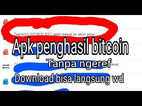 Aplikasi penghAsil bitcoin terbaru no scam