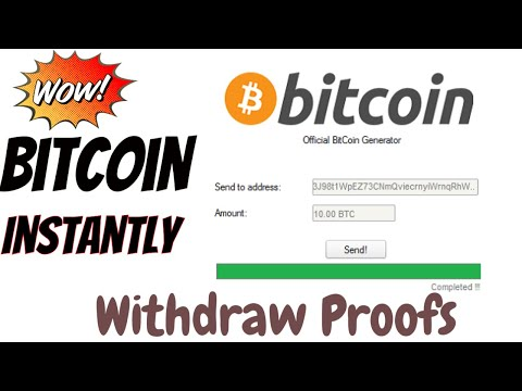 New Bitcoin mining sites   300% hourly profit with withdraw Proofs   Legit bitcoin earn ways