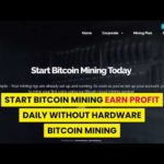 NEW FREE BITCOIN CLOUD MINING SITE 2020 CLOUDMINER CENTER  LEGIT BITCOIN MINING SITE BTC FREE